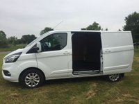 USED 2018 68 FORD TRANSIT CUSTOM 2.0 300 LIMITED P/V L1 H1 1d AUTO 129 BHP Automatic