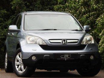 2009 HONDA CR-V 2.2 I-CTDI ES 5d 139 BHP £4490.00
