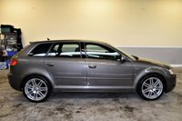 USED 2012 62 AUDI A3 2.0 SPORTBACK TDI S LINE 5d 138 BHP Metallic Terra Grey 2012 Audi A3 S Line 2.0Tdi 140, Low Mileage with Sat Nav! PX Welcome and Finance options available!
