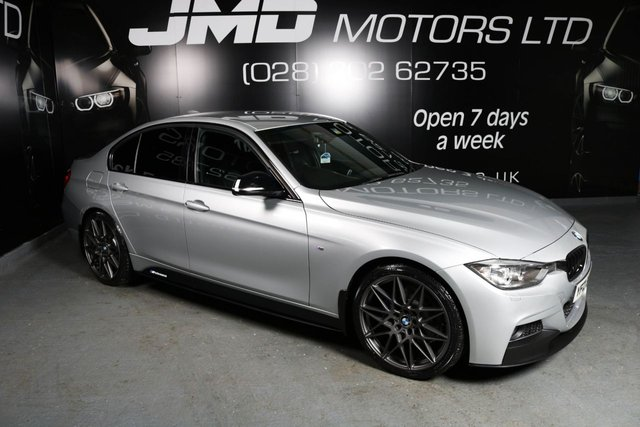 2015 BMW 3 SERIES 320D M SPORT AUTO M PERFORMANCE STYLE 181 BHP (FINANCE AND WARRANTY)