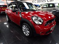 2016 MINI COUNTRYMAN 2.0 COOPER SD 5d 141 BHP £11999.00