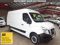 "USED 2015 65 NISSAN NV400 2.3 DCI SE H/R P/V 125 BHP MWB VAN ""YOU'RE IN SAFE HANDS"" - AA DEALER PROMISE"