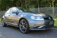 USED 2017 67 VOLKSWAGEN GOLF 2.0 GT TDI 5d 148 BHP A STUNNING CAR WITH 19 INCH ALLOYS, SAT NAV AND MORE!!!