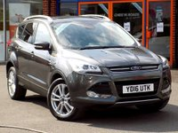 USED 2016 16 FORD KUGA 2.0 TDCi Titanium X 5dr ** Appearance Pack **