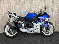 2011 SUZUKI GSXR600 GSXR 600 L1 GENUINE LOW MILEAGE EXAMPLE 2011 61 £5790.00