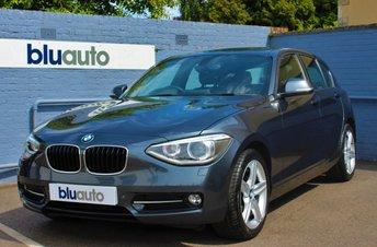 2013 BMW 118 D 2.0 SPORT 140 5dr £9350.00