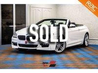2016 BMW 6 SERIES 3.0 640D M SPORT 2d AUTO 309 BHP £30985.00