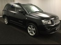 2011 JEEP COMPASS 2.0 LIMITED 5d 154 BHP £5790.00