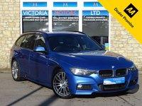 USED 2014 64 BMW 3 SERIES 325D M SPORT [215 BHP] Turbo Diesel Auto ESTATE