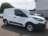USED 2017 66 FORD TRANSIT CONNECT 1.5 220 P/V 1d 100 BHP WITH ONE OWNER AND REMAINING FORD WARRANTY NO DEPOSIT PCP/ECP/HP FINANCE ARRANGED, APPLY HERE NOW