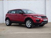 2015 LAND ROVER RANGE ROVER EVOQUE 2.0 TD4 SE TECH 5d AUTO 177 BHP £20788.00