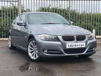2011 BMW 3 SERIES 2.0 318I EXCLUSIVE EDITION 4d 141 BHP £6445.00