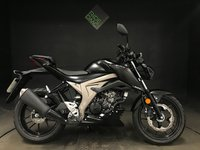USED 2019 68 SUZUKI GSX-S125 ABS. 2019. 3135 MILES. DATATOOL ALARM. GREAT CONDITION