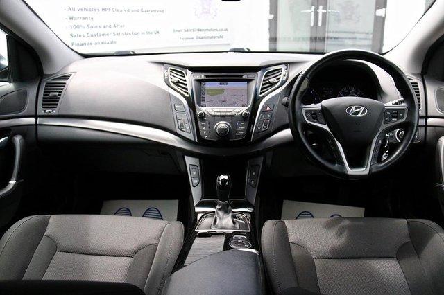 HYUNDAI I40 at Dani Motors
