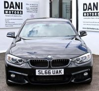 USED 2016 66 BMW 4 SERIES 2.0 420d M Sport Gran Coupe (s/s) 5dr *1 OWNER*SATNAV*FULL LEATHER*