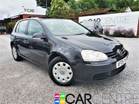 USED 2005 05 VOLKSWAGEN GOLF 1.4 S 5d 74 BHP PART EX TO CLEAR - TRADE SALE