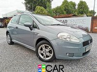 USED 2008 08 FIAT GRANDE PUNTO 1.4 ACTIVE SPORT 3d 77 BHP PART EX TO CLEAR - TRADE SALE