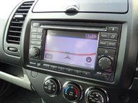 USED 2012 62 NISSAN NOTE 1.6 N-TEC+ [NAV] Petrol AUTO 5 Dr