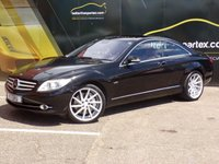 USED 2007 57 MERCEDES-BENZ CL 5.5 CL 600 2d AUTO 510 BHP COUPE