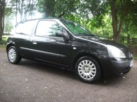2004 RENAULT CLIO 1.5 EXPRESSION DCI 3d 65 BHP £30 ROAD TAX PER YEAR 12 MONTHS MOT  £799.00