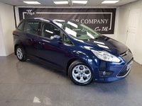 2014 FORD GRAND C-MAX 1.6 ZETEC TDCI 5d + SERVICE HISTORY + 2 FORMER KEEPERS £6250.00