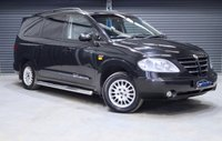 USED 2008 SSANGYONG RODIUS 2.7 270 SX 7 SEATER