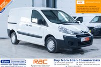 USED 2016 16 CITROEN DISPATCH 1.6 1000 L1H1 ENTERPRISE HDI *TWIN SIDE LOADING DOORS*