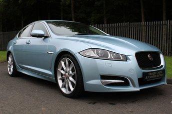 2012 JAGUAR XF 3.0 V6 S PREMIUM LUXURY 4d AUTO 275 BHP £10000.00