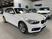 2015 BMW 1 SERIES 2.0 118D SPORT 5d 147 BHP £SOLD