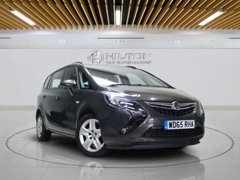 Used VAUXHALL ZAFIRA for sale in Leighton Buzzard