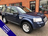 """USED 2010 10 LAND ROVER FREELANDER 2.2 TD4 E XS 5DOOR 159 BHP Satellite Navigation   :   AUX Socket   :   Heated Windscreen   :   Automatic Headlights      Cruise Control     :     Phone Bluetooth Connectivity     :     Heated & Electric Front Seats      Front & Rear Parking Sensors   :   17"""" Alloy Wheels   :    2 Keys   :   Service History"""