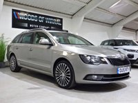 2015 SKODA SUPERB 2.0 LAURIN AND KLEMENT TDI CR 5d 168 BHP £11000.00