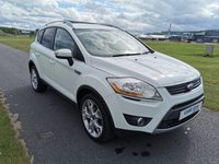 USED 2012 12 FORD KUGA 2.0 ZETEC TDCI 4WD 5d 138 BHP Full Service History!