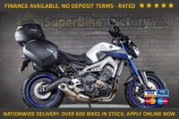 USED 2015 15 YAMAHA MT-09 ABS  GOOD & BAD CREDIT ACCEPTED, OVER 600+ BIKES IN STOCK