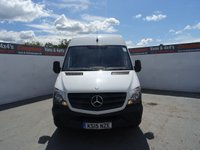 USED 2015 15 MERCEDES-BENZ SPRINTER 2.1 313 CDI LWB 1d 129 BHP MERCEDES BENZ SPRINTER 313 LOW MILES PLY LINED