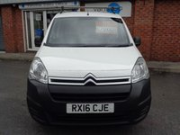 USED 2016 16 CITROEN BERLINGO 1.6 750 LX L2 HDI 1d 89 BHP