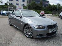2009 BMW 3 SERIES 3.0 330I M SPORT 2d 269 BHP £7950.00