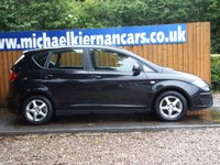 USED 2010 60 SEAT ALTEA 1.6 S ECOMOTIVE CR TDI 5d 103 BHP