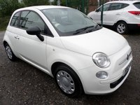 2012 FIAT 500 1.2 POP 3d 69 BHP £3495.00
