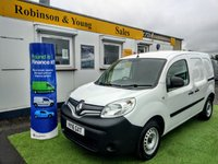 USED 2016 16 RENAULT KANGOO 1.5 ML19 BUSINESS DCI 1d 89 BHP