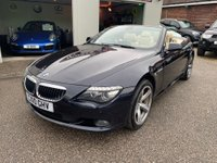 USED 2010 10 BMW 6 SERIES 3.0 635d Sport 2dr DOCUMENTED BMW HISTORY