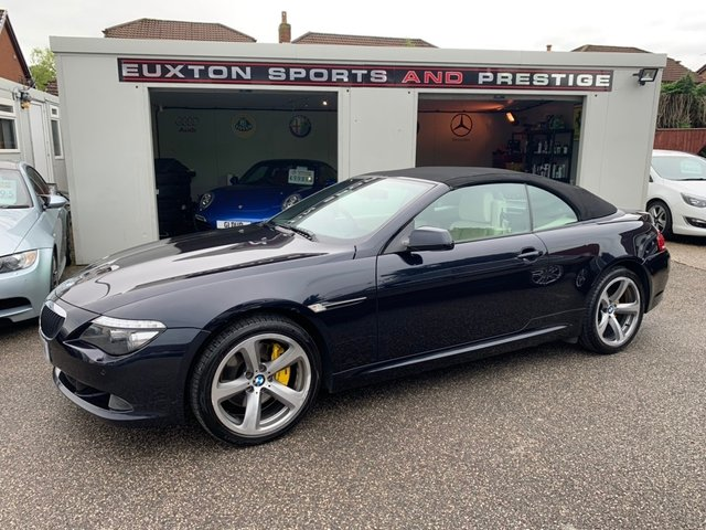 BMW 6 SERIES at Euxton Sports and Prestige
