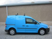 USED 2010 10 VOLKSWAGEN CADDY 2.0 C20 PLUS SDI 1d 68 BHP GOOD VALUE NO VAT