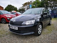 USED 2016 65 SKODA FABIA 1.0 S MPI 5d +AMAZING SALE PRICE+ FULL SKODA MAIN DEALER HISTORY