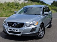 2012 VOLVO XC60 2.4 D4 SE LUX NAV AWD 5d AUTO 161 BHP £10495.00