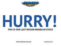 USED 2015 64 NISSAN NAVARA 2.5 DCI ACENTA 4X4 SHR KCB 1d 188 BHP