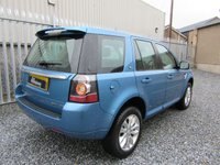 USED 2014 14 LAND ROVER FREELANDER 2.2 SD4 GS 5d AUTO 190 BHP DESIGN PACK 1 OWNER 190 BHP AUTOMATIC