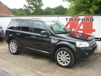 "USED 2011 11 LAND ROVER FREELANDER 2.2 SD4 HSE 5d AUTO 190 BHP 19"" UPGRADE ALLOYS,PRIVACY GLASS,FULL SERVICE HISTORY"