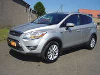 USED 2010 10 FORD KUGA 2.0 TITANIUM TDCI AWD 5d 134 BHP EXCELLENT CONDITION / 12 MTHS MOT /