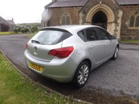 USED 2012 05 VAUXHALL ASTRA 1.6 ACTIVE 5d 113 BHP